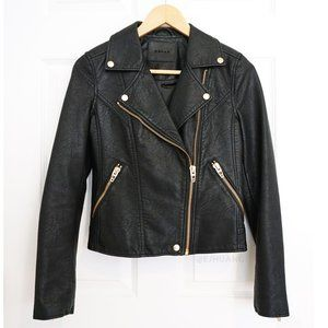 BLANK NYC Life Changer Moto Faux Leather Jacket